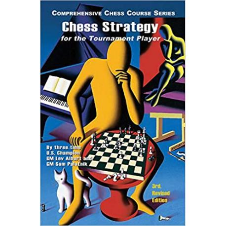 کتاب Chess Strategy for the Tournament Player