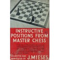 کتاب Instructive Positions From Master Chess