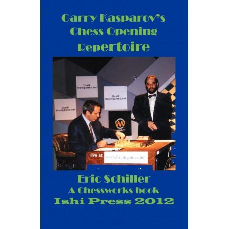 کتاب Kasparov's Opening Repertoire: A Chess Works Publication