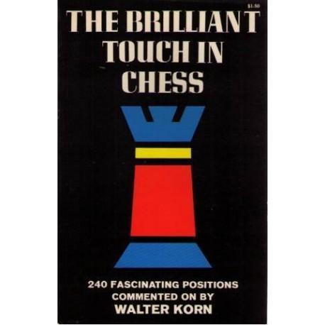 کتاب The Brilliant Touch in Chess