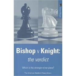 کتاب Bishop versus Knight - The Verdict