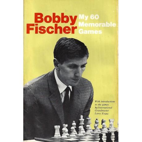کتاب Bobby Fischer My 60 Memorable Games