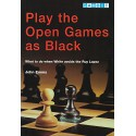 کتاب Play the Open Games as Black