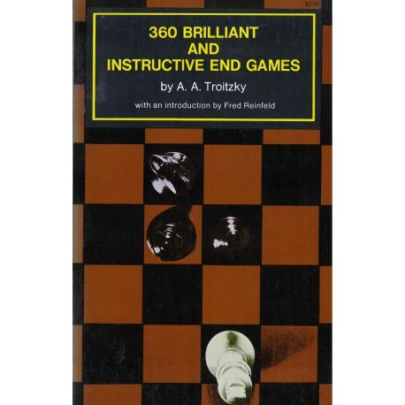 کتاب 360 Brilliant and Instructive Endgames