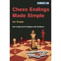 کتاب Chess Endings Made Simple : How to Approach the Endgame with Confidence