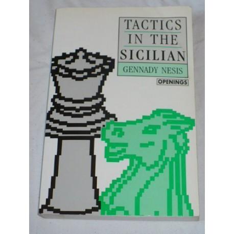 کتاب Tactics in the Sicilian