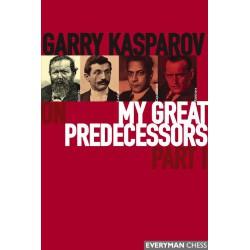 کتاب Garry Kasparov on My Great Predecessors, Part 1