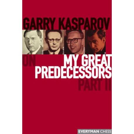 کتاب Garry Kasparov on My Great Predecessors, Part 2