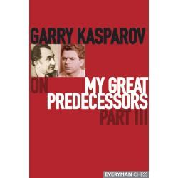 کتاب Garry Kasparov on My Great Predecessors, Part 3