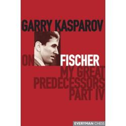 کتاب Garry Kasparov on My Great Predecessors, Part 4