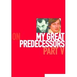کتاب Garry Kasparov on My Great Predecessors, Part 5