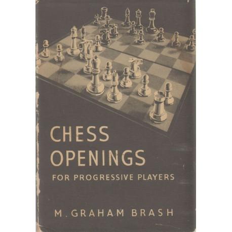 کتاب Chess openings for progressive players