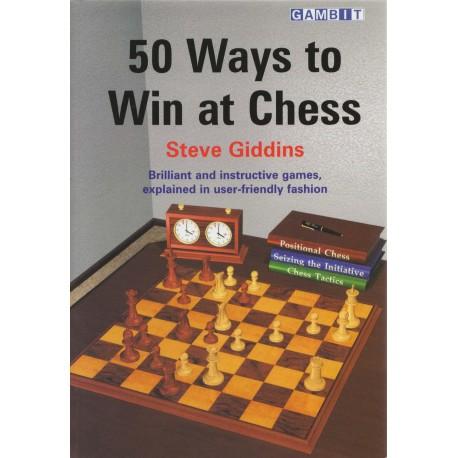 کتاب 50 Ways to Win at Chess