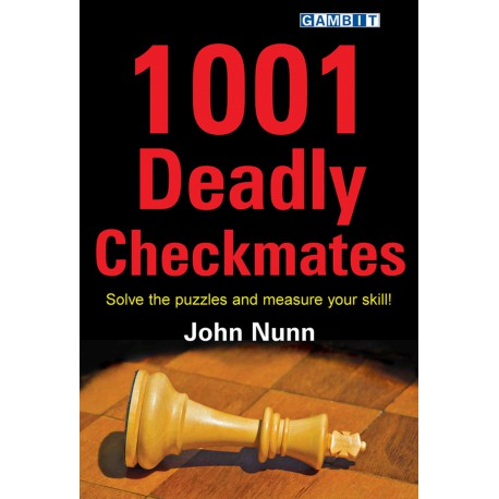 کتاب 1001 Deadly Checkmates