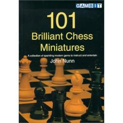 کتاب 101 Brilliant Chess Miniatures