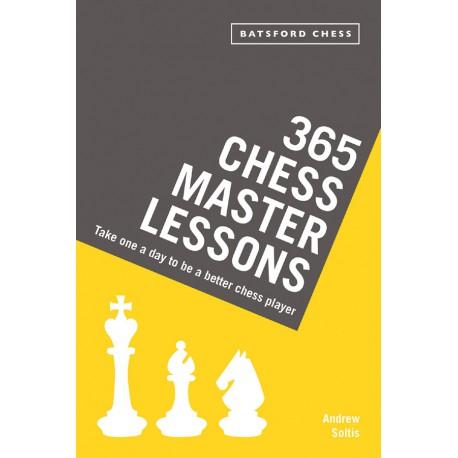 کتاب 365 Chess Master Lessons