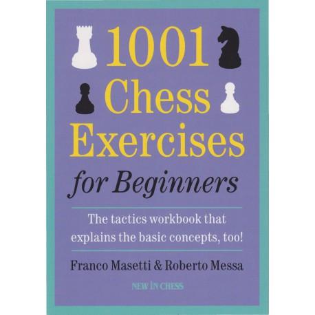 کتاب 1001 Chess Exercises for Beginners