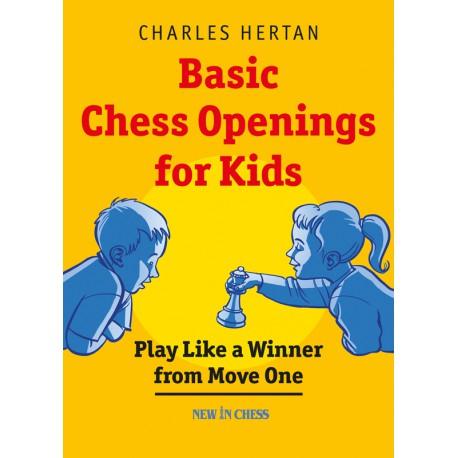 کتاب Basic Chess Openings for Kids
