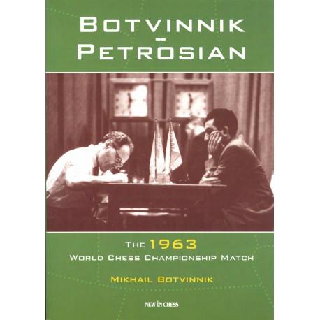 کتاب Botvinnik - Petrosian