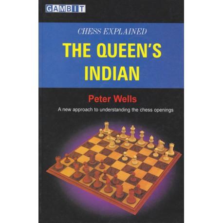 کتاب Chess Explained - The Queen's Indian
