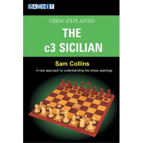 کتاب Chess Explained :The C3 Sicilian
