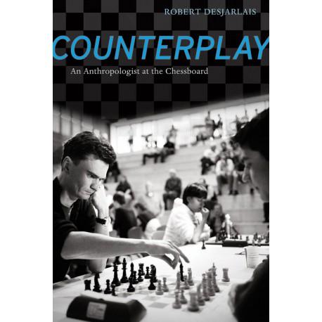 کتاب Counterplay - An Anthropologist at the Chessboard