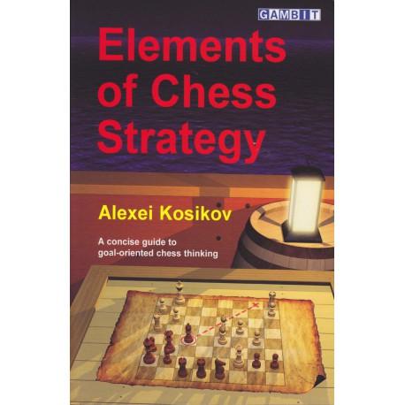 کتاب Elements of Chess Strategy