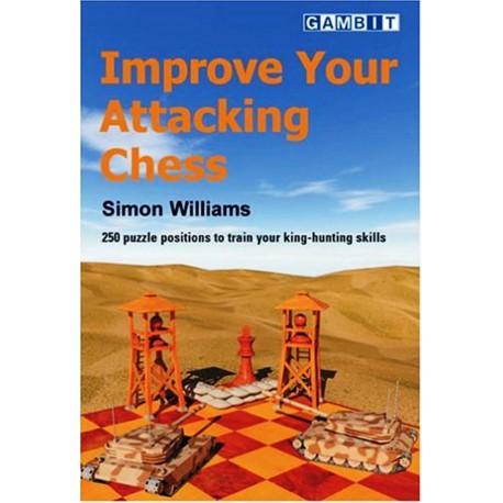 کتاب Improve Your Attacking Chess