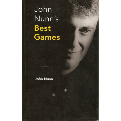کتاب John Nunn's Best Games