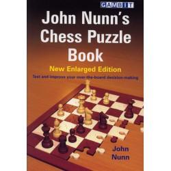 کتاب John Nunn's Chess Puzzle Book
