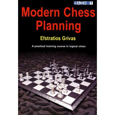 کتاب Modern Chess Planning