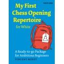 کتاب My First Chess Opening Repertoire for White