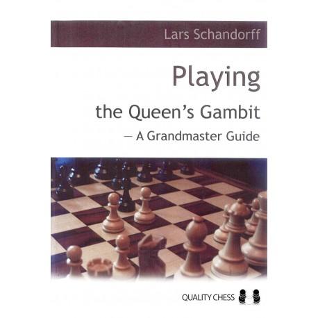 کتاب (Playing 1.d4 The Queen's Gambit (Grandmaster Guide