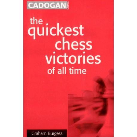کتاب The Quickest Chess Victories of All Time