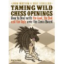 کتاب Taming Wild Chess Openings