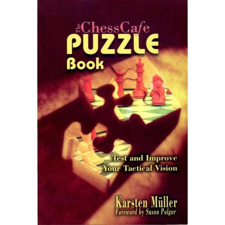 کتاب The ChessCafe Puzzle Book 1