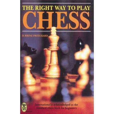 کتاب The Right Way to Play Chess