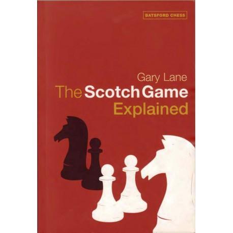 کتاب The Scotch Game Explained
