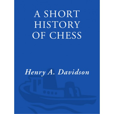 کتاب A Short History of Chess