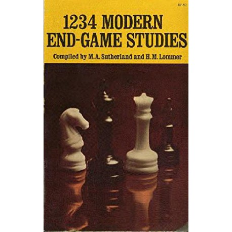 کتاب 1234 Modern End Game Studies