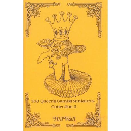 کتاب 500 Kings Gambit : Miniatures