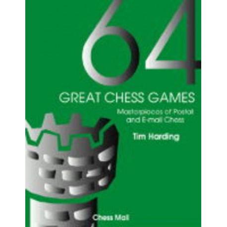 کتاب 64 Great Chess Games