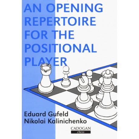 کتاب An Opening Repertoire for the Positional Player