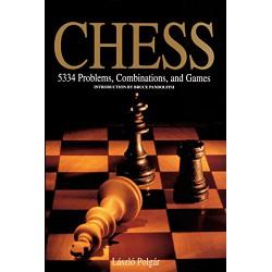 کتاب Chess: 5334 Problems, Combinations and Games