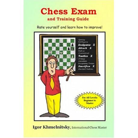 کتاب Chess Exam and Training Guide