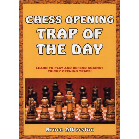 کتاب Chess Opening Trap of the Day