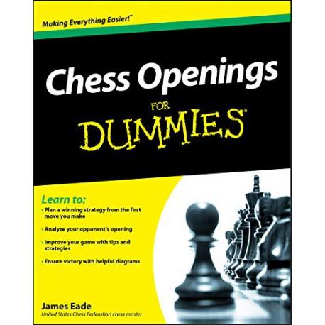 کتاب Chess Openings For Dummies