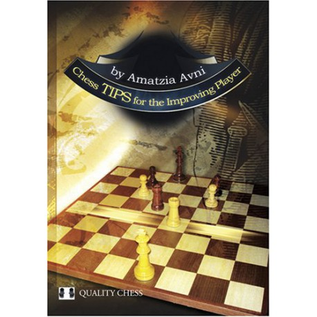 کتاب Chess Tips for the Improving Player