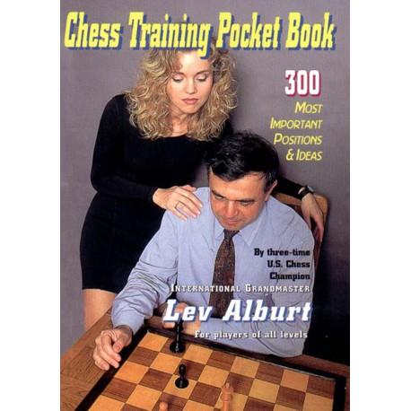 کتاب Chess Training Pocket Book: 300 Most Important Positions and Ideas
