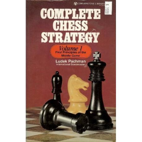 کتاب Complete Chess Strategy - First Principles of the Middlegame